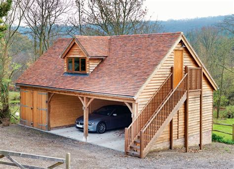25 best ideas about wooden garages on pinterest