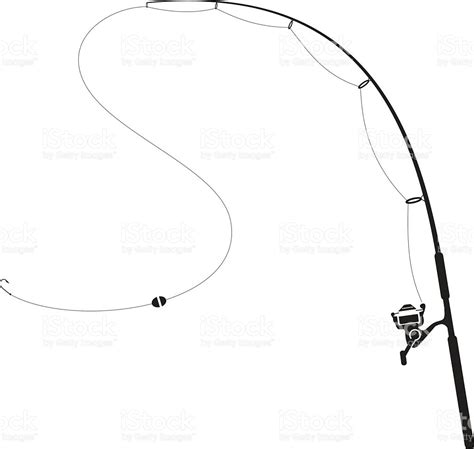 Reel Clipart Fishing Rod Clipart Reel Pencil And In Color Fishing Rod