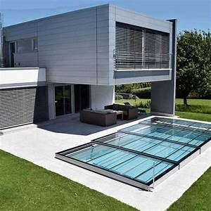 Pool Mit überdachung : u3270 ueberdachung flach ev2 19 ideen f r swimming pools ~ Michelbontemps.com Haus und Dekorationen