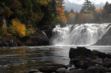 waterfalls  maine    breath