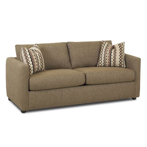 Size Sofa Sleeper by Regular Size Sleeper Sofa By Klaussner Wolf Furniture