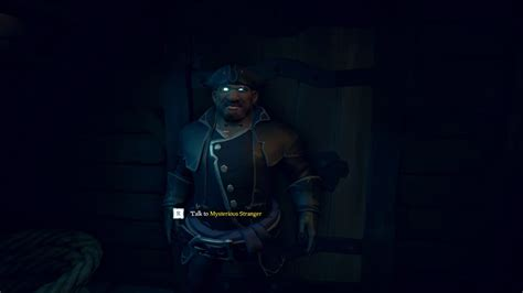 sea of thieves mysterious guide where to find
