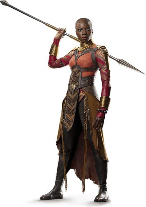 Marvel Black Panther Wallpaper Okoye 4 Png By Captain Kingsman16 On Deviantart