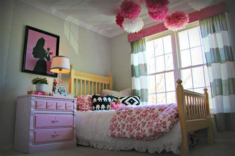 The Nottooprincess Girl's Bedroom Makeover