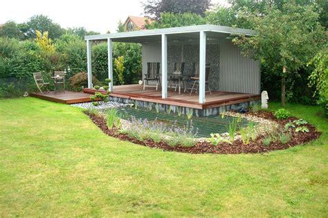 Garten Landschaftsbau Jever by 252 Berdachter Freisitz Im Garten Haus Ideen