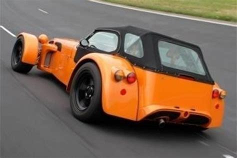 Extreem Donkervoort D8 270rs Auto55be Nieuws