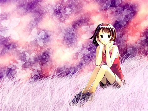 Anime Wallpaper For Computer by 48 Anime Wallpapers For Desktop On Wallpapersafari