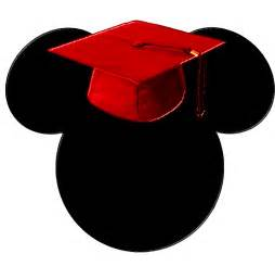 Mickey Mouse Graduation Cap