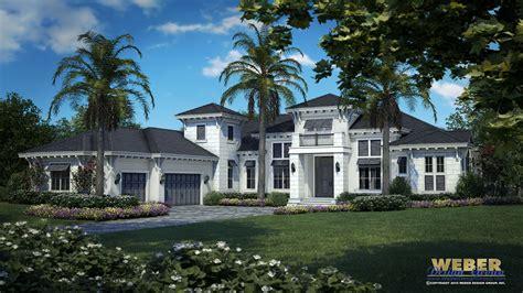 Coastal Contemporary Home Floor Plan