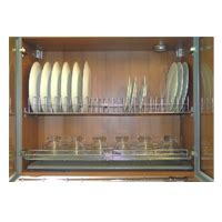 kitchen glass rack plate rack  drip tray kitchen systems accessories hardware products