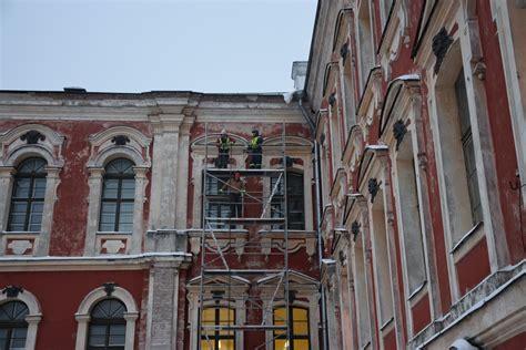 Jelgavas pilī sākušies būvdarbi | LLU