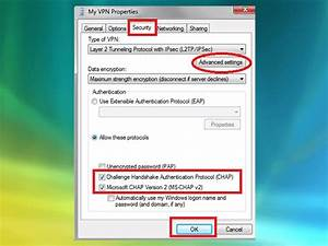 Setting Up Vpn On Windows Vista