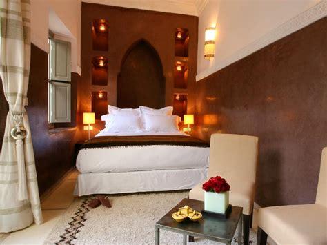 aménagement décoration chambre orientale