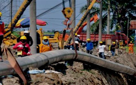 gas pipeline distribution project wasco energy group