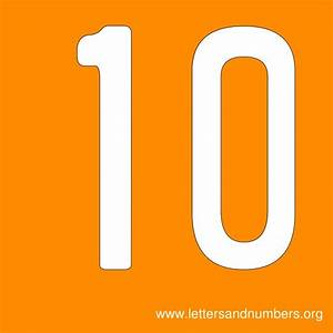 Search results for numbers 1 10 printable cards for Signs letters and numbers