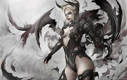 Demon Backgrounds Desktop Background Widescreen