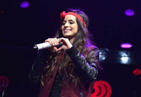 Camila Cabello Photos Kiss Jingle Ball