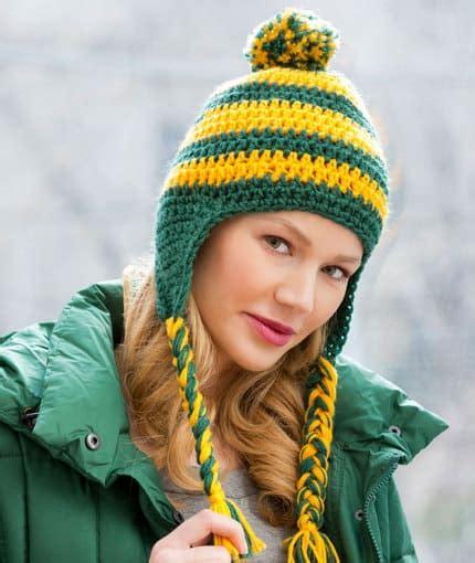 prepping  cold temperatures diy ear flap hats