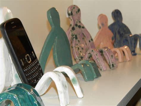 telefoonhouder keramiek artesanias de ceramica disenos