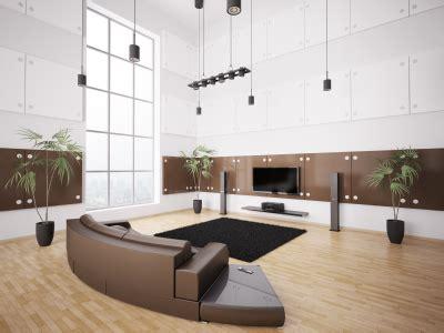 Schall Raum Dämpfen by Akustik Im Wohnraum Verbessern Durch Eine Optimierte