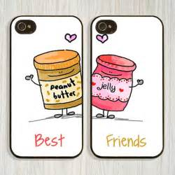 Best Friend Matching iPhone Cases