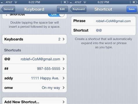 site login iphone make a diy website login autofill on the iphone ios tips