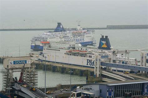 Richard Everitt new chairman of Dover Harbour Board