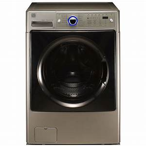 Kenmore Elite Front-load Steam Washing Machine 4 2 Cubic Feet Energy Star - Appliances