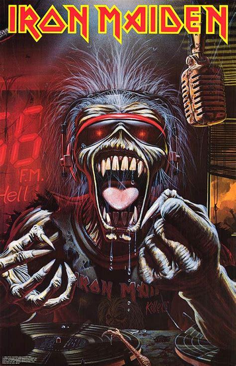 Iron Maiden Eddie Images Iron Maiden Movie Posters At Movie Poster Warehouse Movieposter Com