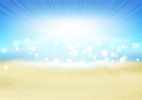 Free Background by Summer Background Free Vector Stock
