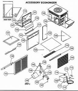 Payne Central Package Parts