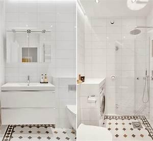 Douche Mur Verre : mur en verre salle de bain interesting mur brique de ~ Zukunftsfamilie.com Idées de Décoration