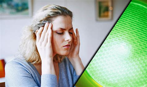green light for migraines suffer with migraines looking at green light could cure
