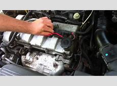 Mazda Protege engine code p0300 repair YouTube