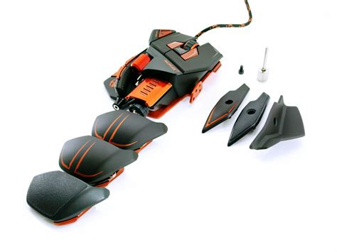 Mad Catz Cyborg Mmo7 Gaming Mouse Review