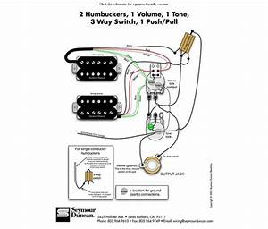 seymourduncan support wiring diagrams awhile circuit With les paul wiring for 2 wire and 4 wire humbuckers