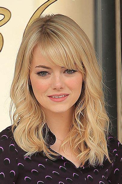 les plus belles coiffures pour visage rond confidentielles