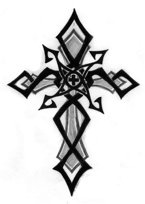 Pin by Matt Emberley on Tattoo Ideas | Tribal cross tattoos, Cross tattoo designs, Tattoo designs