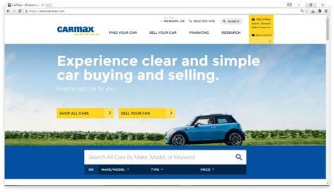 carmax reviews comparison shop