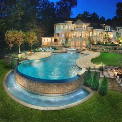 Backyard Swimming Pools Above Ground by Ideas Above Ground Pool Landscaping Bistrodre Porch And