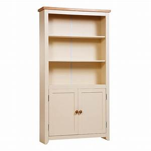 Bookcase With Door - Amish Bookcase With Doors Choose