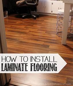 How to install laminate flooring for How to install laminate flooring step by step