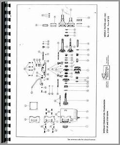 Ferguson Te20 Sherman Transmission Service Manual