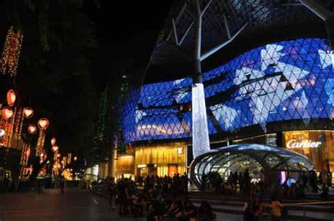 wisata singapura malam hari  bisa dikunjungi gratis