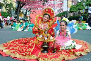 Sinulog Festival is an excessively grand merrymaking you shouldn't