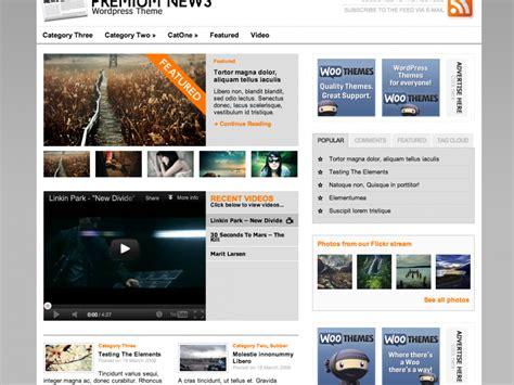 Premium Themes 50 Best Free Themes Themes4wp