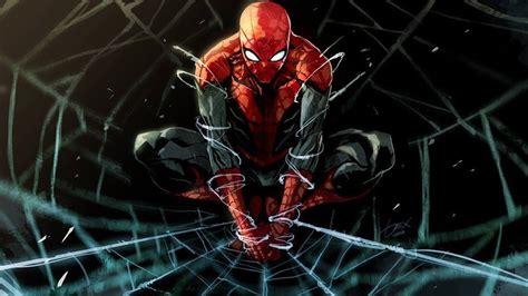 Animated Spider Wallpaper - comic wallpaper desktop background epic wallpaperz