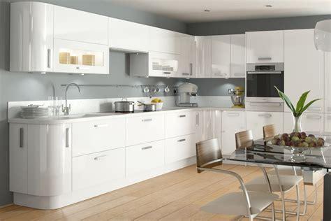 haddington white gloss mastercraft kitchens