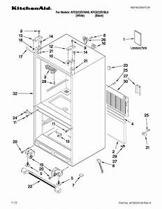 Kitchenaid Refrigerator Parts