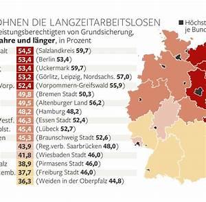 Wohnen In Deutschland : hartz iv hier leben die meisten langzeitarbeitslosen welt ~ Markanthonyermac.com Haus und Dekorationen